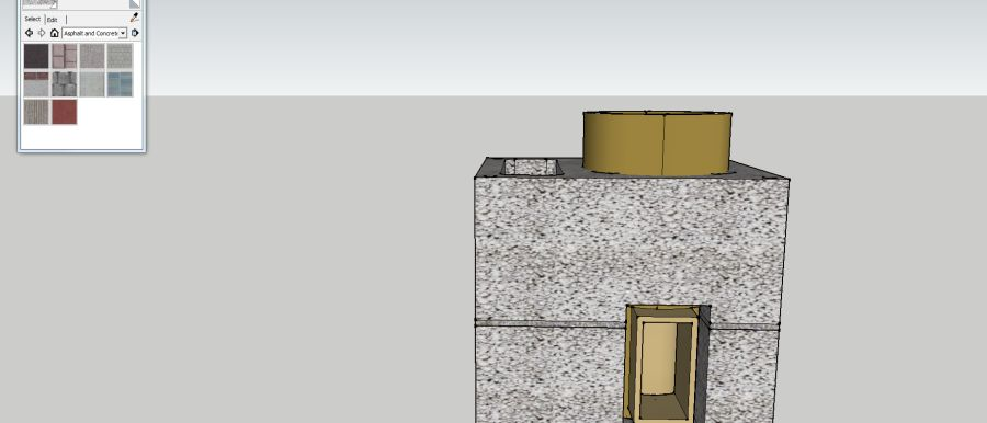 projekt taniego domu